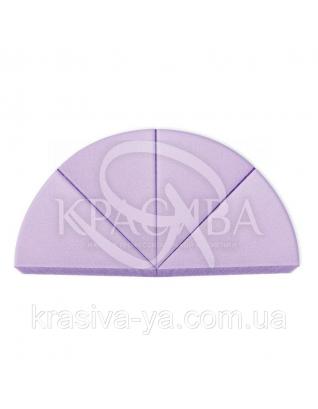 VS Спонж косметический латексный (треугольник 4 шт) : Аксессуары