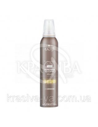 HC IS Мусс для блеска волос средней фиксации, 250 мл : Мусс для волос
