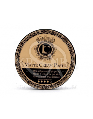 Matte Cream Paste Матова паста для стайлінгу волосся сильної фіксації, 100 мл :