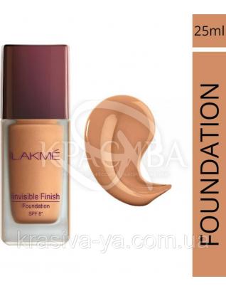 Основа для особи Invisible Finish Foundation 04, 25 мл : Основа під макіяж