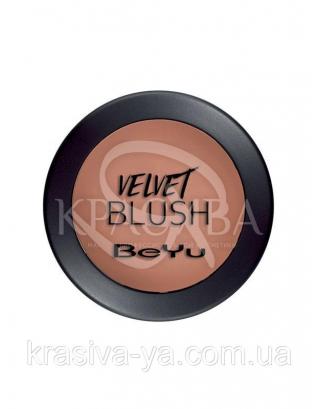 """Компактные румяна """"Velvet Blush"""" 09, 4 г : Румяна"""