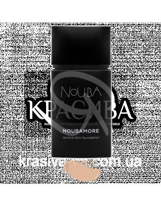 Тональная основа (вторая кожа) Noubamore 83, 30 мл :