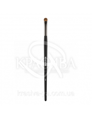 118 Eyeshadow brush, sable - Кисть для тіней, ворс соболь : Nastelle