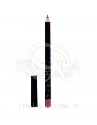 """Стойкий косметический карандаш для губ """"Lip Pencil 24 Ore"""" 06 Baby Rose, 1.5 г : Карандаш для губ"""