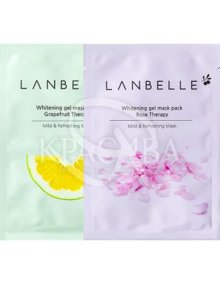 Маска гелевая для лица : Lanbelle
