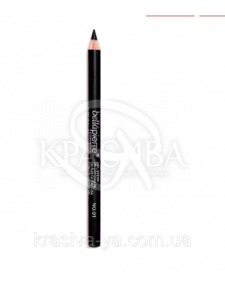 Олівець для брів Eye Brow Liner - Midnight Black, 1.8 м : Олівець для брів