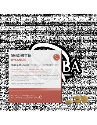 Hylanses 60 Tabletok - Харчова добавка «Илансес», 60 таблеток