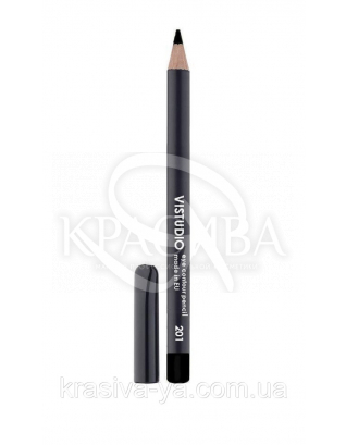 Vistudio Eye Contour Pencil - Карандаш для глаз 201, 1.8 г : Vistudio
