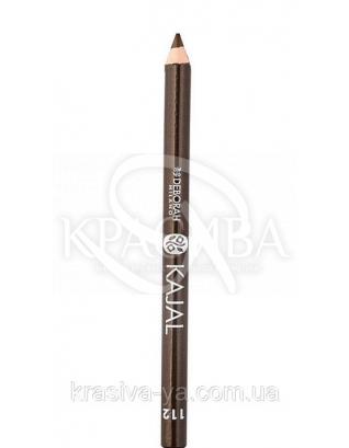"""Косметический карандаш для глаз """"Kajal Pencil"""" 112, 1.5 г"""