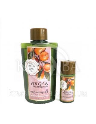 Масло для відновлення волосся з арганой - Welcos Confume Argan Oil Treatment, 120 + 25 мл : Welcos