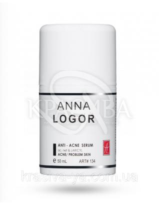 Anti Acne Serum Сироватка для проблемної шкіри, 50 мл : Anna Logor