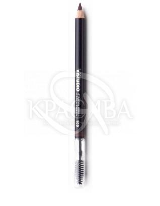 Vistudio Eyebrow Pencil - Пудровый карандаш для бровей с щеткой 109, 1.8 г : Карандаш для бровей