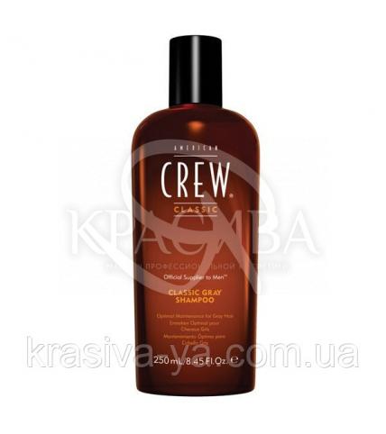 Шампунь для сивого волосся, 250мл - 1