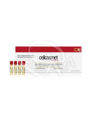 Клітинна ультраінтенсівная сироватка з еластичні-колагеном