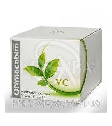 Увлажняющий крем с витамином С — MOISTURIZING CREAM VITAMIN C, 50мл - 1