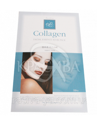 Колагенова маска для обличчя Faifia - ліфтинг, 20г : Faifia