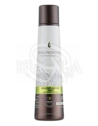 Легкий зволожуючий шампунь, 300 мл : Macadamia Natural Oil