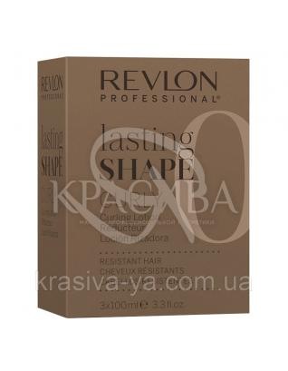 Lasting Shape Curly Состав для завивки для жестких волос 0 набор, 3*100 мл : Средства для завивки волос