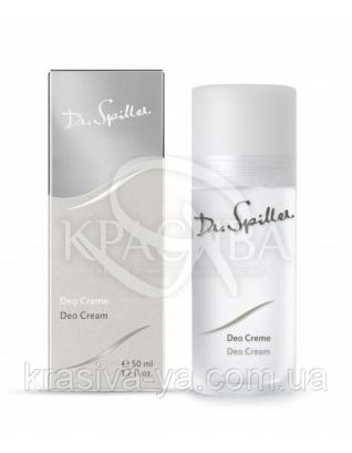 Крем - дезодорант, 50 мл : Dr. Spiller