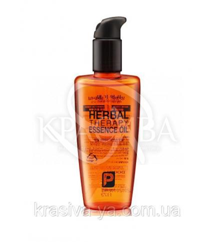 Зволожуюча олія для волосся на основі лікувальних трав, 140мл - 1
