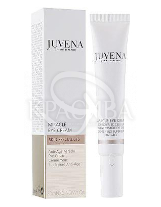 "Anti-age Miracle Eye Cream - Антивозрастной крем для кожи вокруг глаз ""Miracle"", 20 мл"