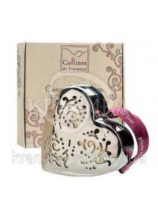 """CP Ароматизатор воздуха интерьерный в форме сердца, аромат """"Льняной цветок""""/Clou Heart Liner Flower : Ароматизаторы для дома"""