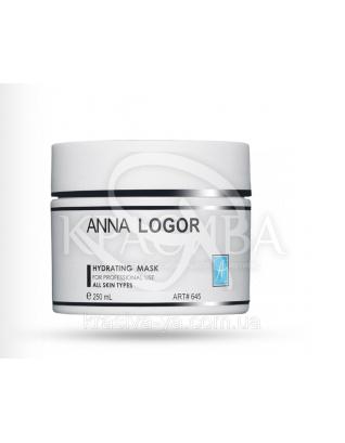 Hydrating Mask маска - гель для всіх типів шкіри, 250 мл : Anna Logor
