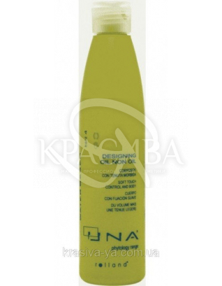 Уна Дизайнин Оил Нон Оил Средство для гибкой укладки волос, 250 мл : Средства для укладки