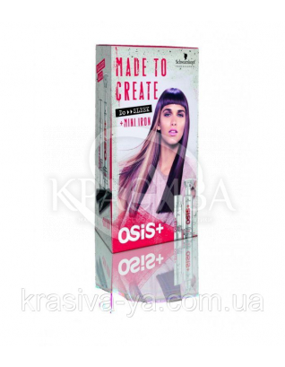 Набор Osis Sleek Box (Flatliner 200 мл + Magic 50 мл + мини утюжок для волос) : Beauty-боксы для волос