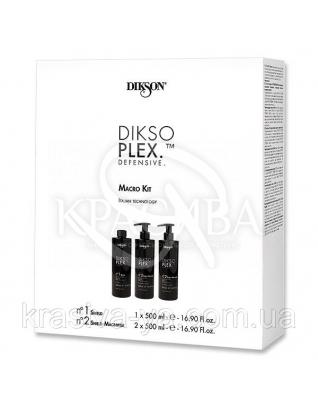 Dikso Plex ( N 1-1 шт; N 2-2 шт ), 500 мл*3 шт :