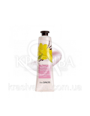 "The Saem Perfumed Hand Moisturizer - Зволожуючий крем для рук ""Ваніль"", 30 мл : The Saem"