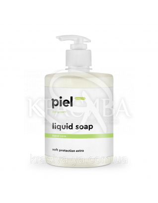 Liquid Soap Soft Extra Protection - Рідке мило для рук, 500 мл : Гель для рук