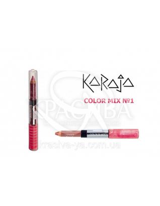 Karaja Блиск - олівець для губ Colour Mix 01, 1.65 м