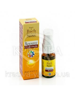 Resource Remedy Расслабление - Антистресс (стресс,страх) Спрей, 10 мл : Диетические и пищевые добавки