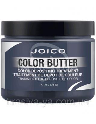 Цветное масло Color Intensity Care Butter Титан, 177 мл : Оттеночная маска для волос
