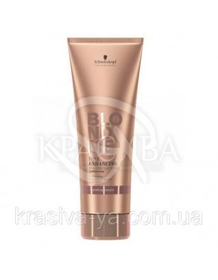 Tone Enhancing Bonding Shampoo Warm Blondes - Шампунь для теплых оттенков блонд, 250 мл