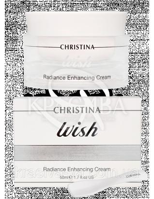 Віш Омолоджуючий крем Wish Radiance Enhancing Cream, 50 мл :