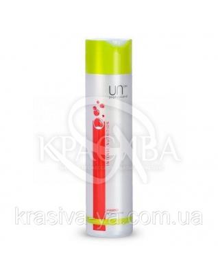 Uni.tec Intense Nutrition Шампунь для пошкодженого волосся, 250 мл : UNi.tec professional