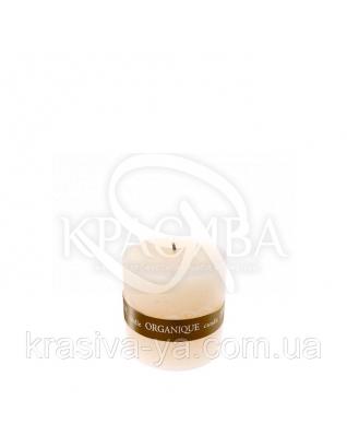 Свеча ароматерапевтическая маленькая 50*50 - Ваниль (Бежевый), 90 г : Товары для дома