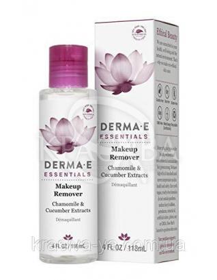 Засіб для зняття макіяжу - Makeup Remover, 118 мл : Derma E