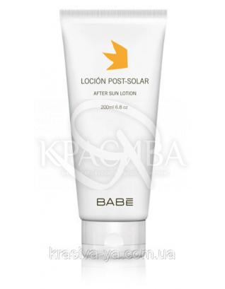 Солнцезащитный лосьон после загара Babe After Sun Lotion, 100 мл : Средства после загара