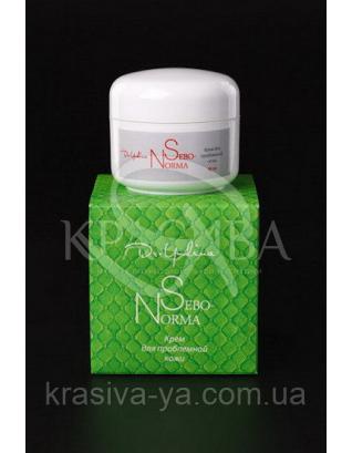 "Dr.Yudina Крем  для проблемної шкіри ""Sebo-Norma"", 50 мл : Dr.Yudina"