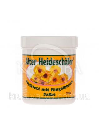 Alter Heideschafer Мазь с календулой заживляющая и успокаивающая, 100 мл : Кремы для тела