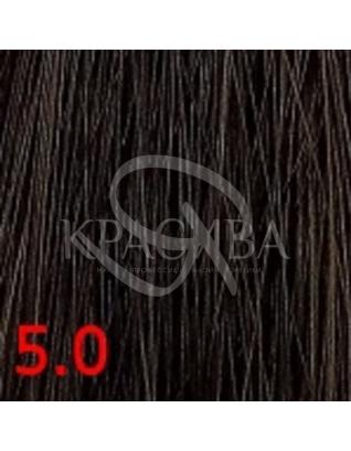 Cutrin Aurora Demi Color - Безаммиачная краска для волос 5.0 Светло-коричневый, 60 мл : Безаммиачная краска