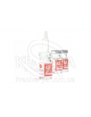 Интенсивное средство с андрогенетическим компонентом, 12 х 6 мл : Сердства от выпадения волос
