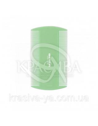 Beter Гребінець для волосся з тонкими зубчиками для видалення вошей і гнид, 10 см : Аксесуари для волосся