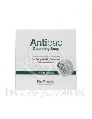 Antibac Антибактериальное очищающее мыло, 100 г : Dr. Oracle