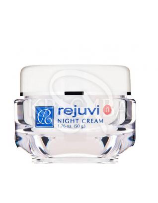 Нічний крем для обличчя : Rejuvi