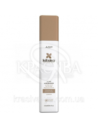 Kitoko Active pH Re-Balancer Активный восстанавитель уровня pH, 250 мл : Средства для восставновления волос