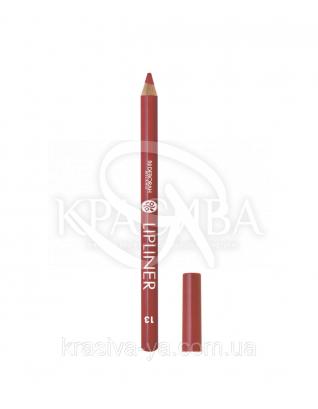 """Косметический карандаш для губ Lip Liner """"New Color Range"""" 13, 1.5 г : Карандаш для губ"""